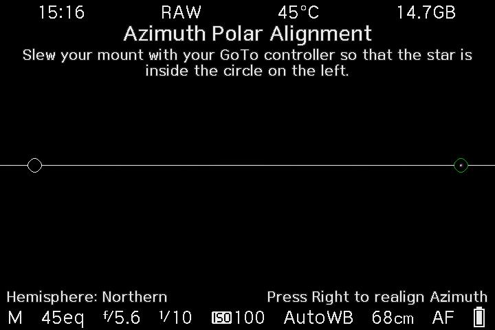 MagicLantern astro module
